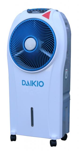 Quạt điều hòa Daikio - Nakami DK-1500A tận dụng hơi nước tạo mát giống gió thác ghềnh