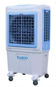 Quạt điều hòa Daikio DK5000A ứng dụng hơi nước tạo mát như gió thác ghềnh cùng tầm gió lớn