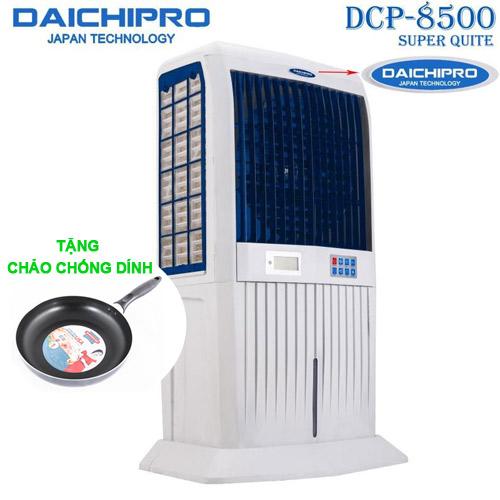 Quạt điều hòa Daichipro dcp 8500 tặng chảo chống dinh