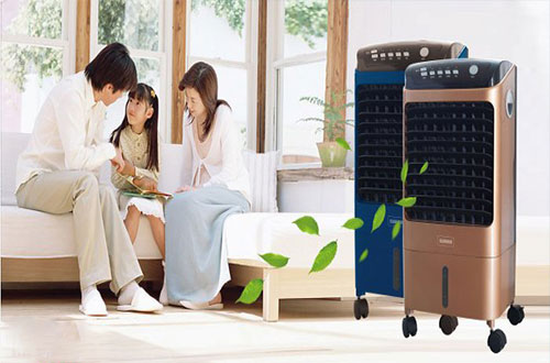 Máy làm mát không khí gia đình đem lại nguồn không khí trong lành cho người dùng