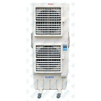 Quạt điều hòa Daikio DK-14000A áp dụng nước tạo mát như gió thác ghềnh