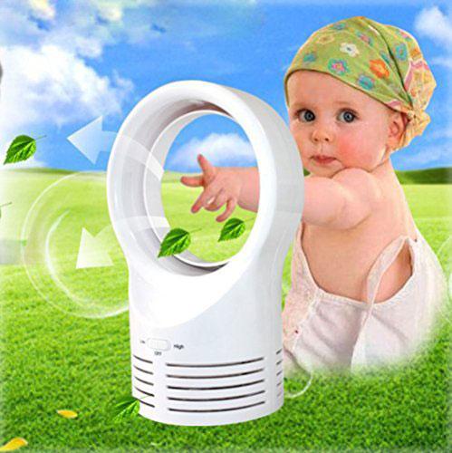 quạt điều hòa rất tốt cho sức khỏe của trẻ