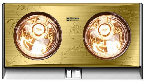Đèn sưởi nhà tắm Kottmann K2B-G