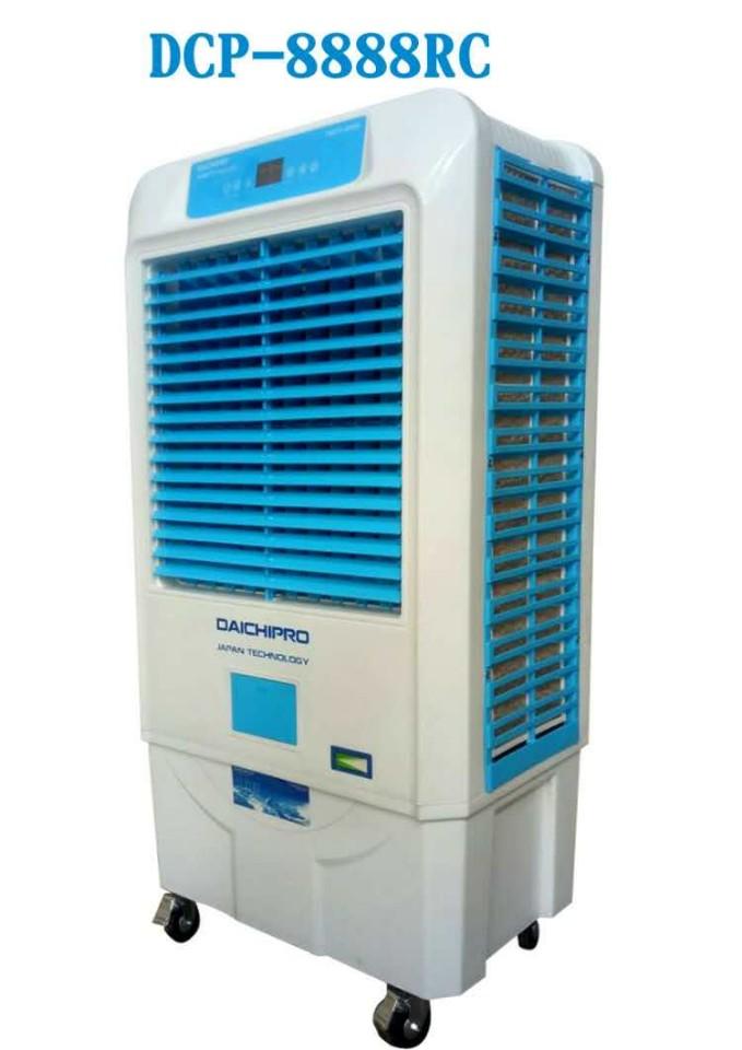 Quạt điều hòa Daichipro DCP-8888RC tận dụng nguồn nước tạo mát như gió biển