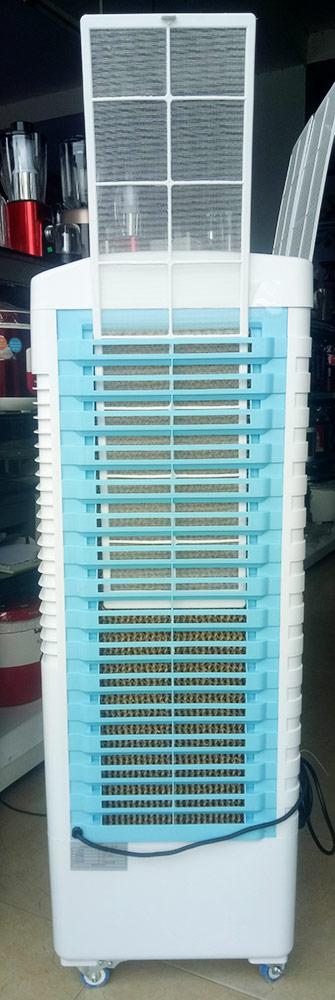 Mặt cạnh của quạt điêu hòa làm mát không khí Osaka LL 60