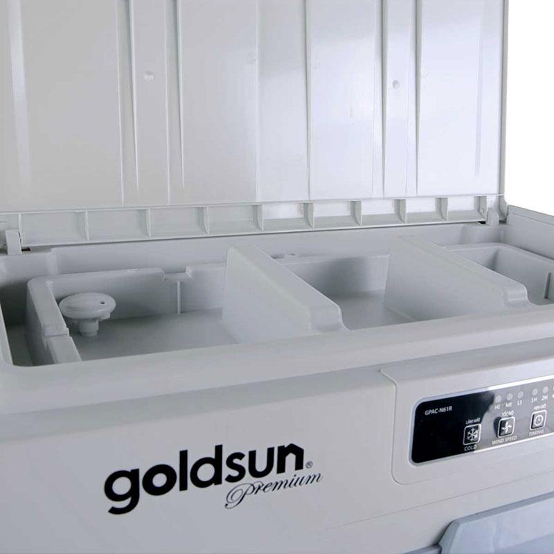 Khay chứa đá của Quạt điều hòa Goldsun Premium GPAC-N61R