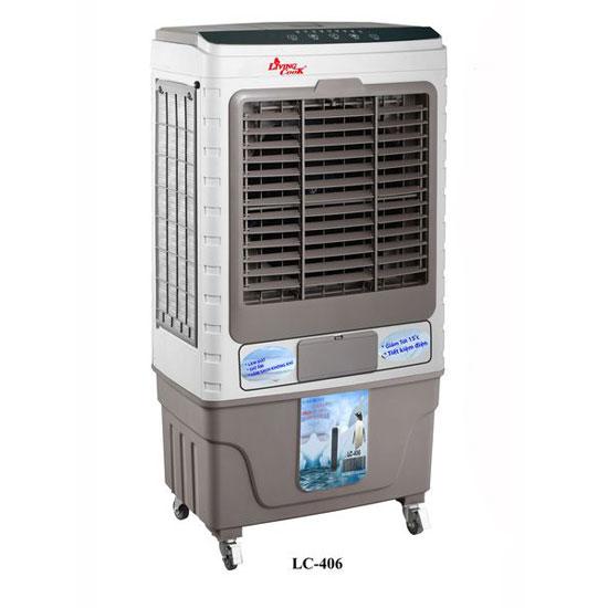Máy làm mát không khí Livingcook LC 406 dòng công nghiệp có điều khiển