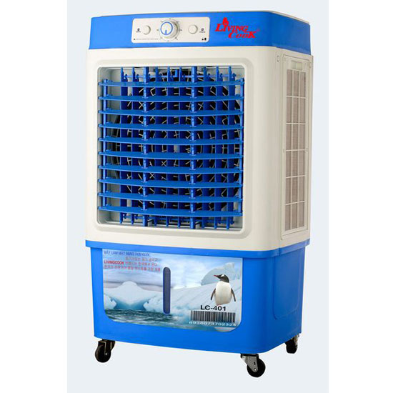 Máy làm mát không khí thông minh Livingcook LC 401 gia đình loại tốt