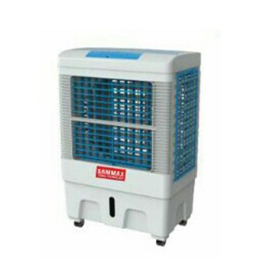 Quạt điều hòa hơi nước Sammax SM-8000RC dạng lớn, công suất 180W