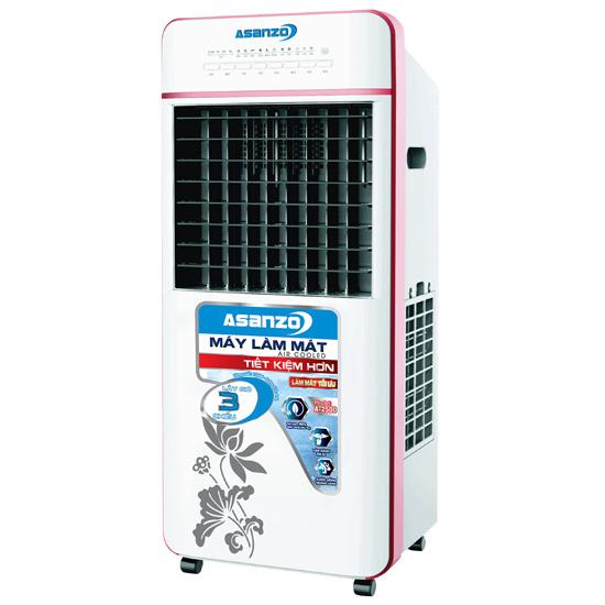 Quạt điều hòa thông minh Asanzo A-2500 loại nhỏ công suất 150W