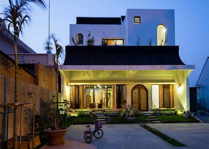 Kiến trúc nhà người Việt thường mở