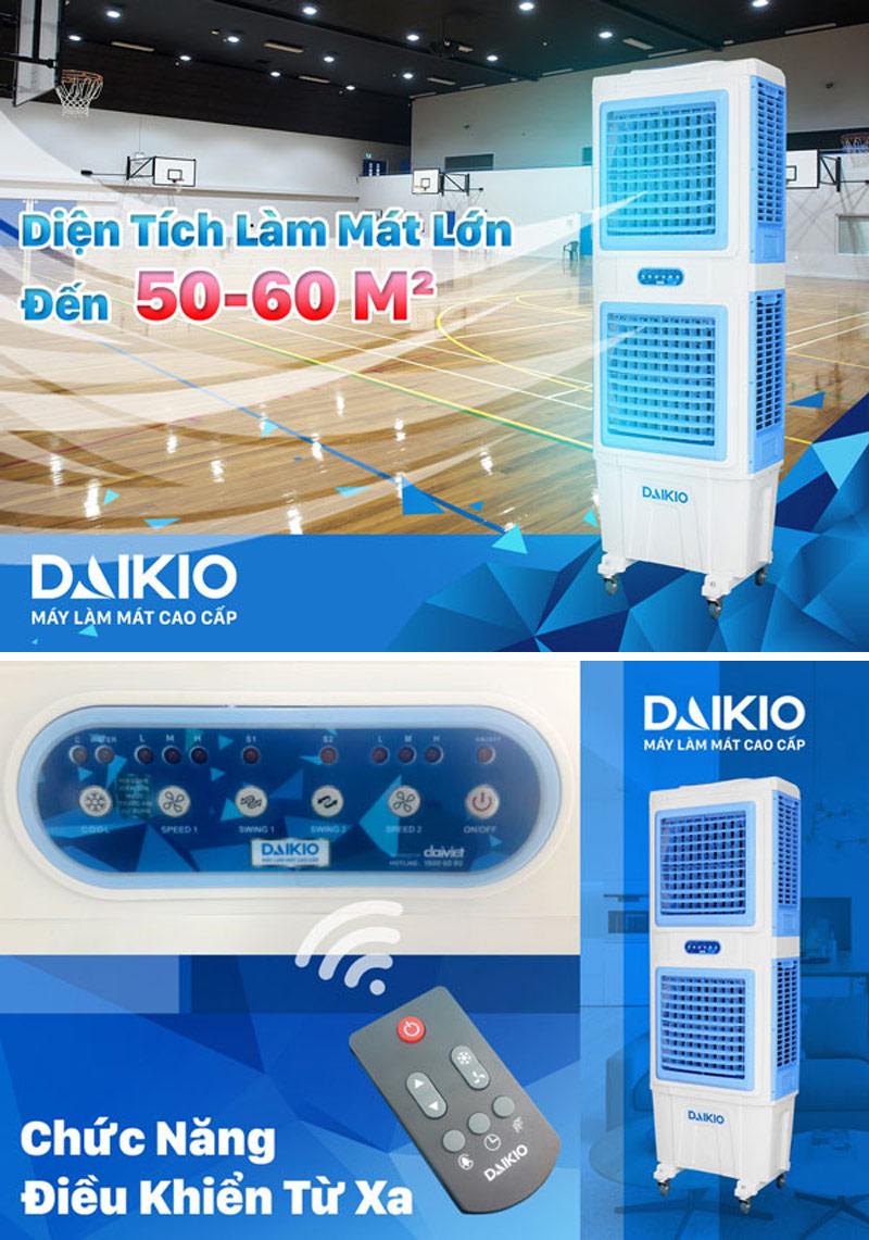 Quạt điều hòa Daikio DK-10000A