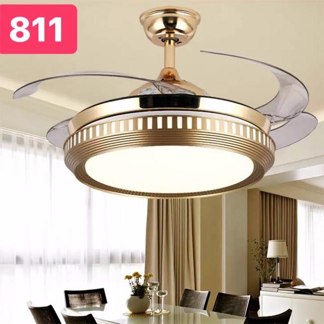 Quạt trần đèn Preeze.Lux 811