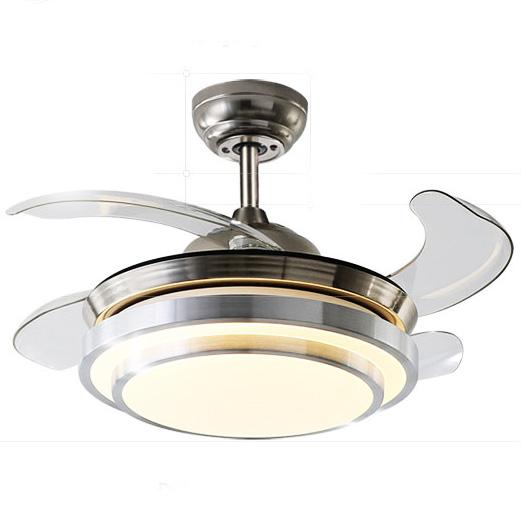 Quạt trần đèn breezelux 8605