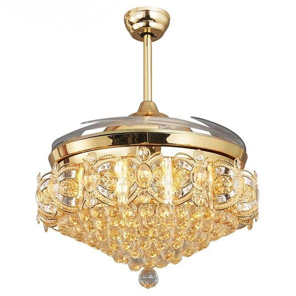 Quạt trần đèn BreezeLux 9009