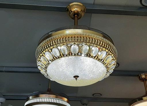 Quạt trần đèn Breezelux 9050 ảnh 2