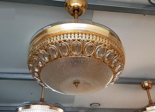 Quạt trần đèn Breezelux 9050 ảnh 3