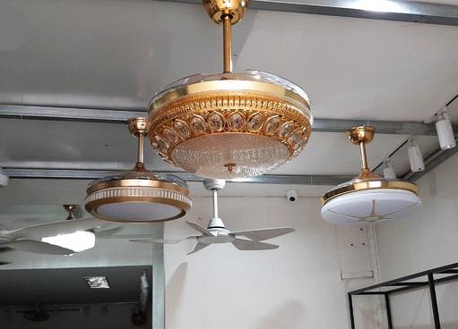Quạt trần đèn Breezelux 9050 ảnh 4