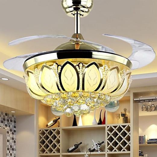 Quạt trần đèn Breezelux 9305