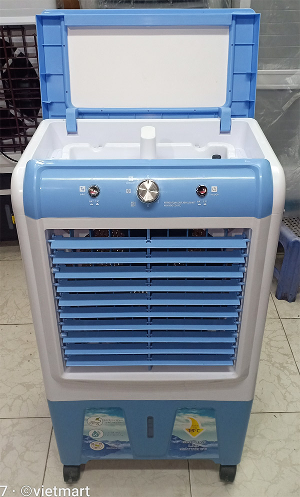 Quạt điều hòa hơi nước giá rẻ HS-35A