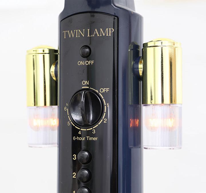 F407WGO thiết kế 2 đèn ngủ ánh sáng dịu mắt